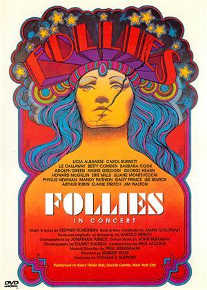 Rent Follies in Concert (aka Stephen Sondheim: Follies in Concert) Online DVD Rental
