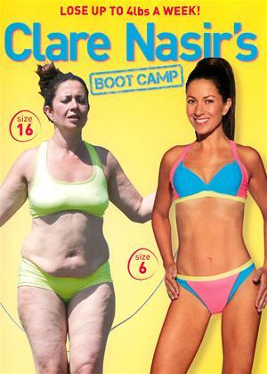 Clare Nasir's: Boot Camp Online DVD Rental