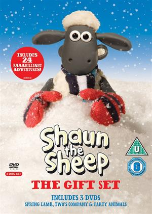 Shaun The Sheep: The Gift Set Online DVD Rental