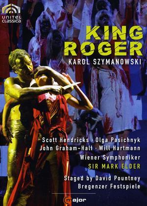 Rent King Roger: Wiener Symphoniker Online DVD Rental