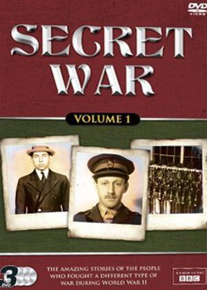 Secret War: Vol.1 Online DVD Rental