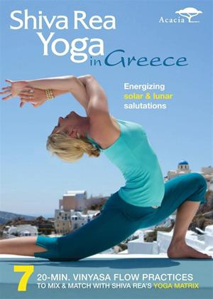 Shiva Rea in Greece Online DVD Rental