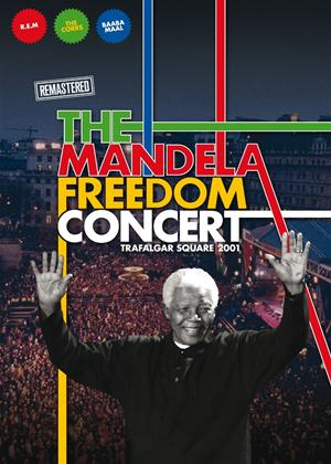 Rent The Mandela Freedom Concert Online DVD Rental