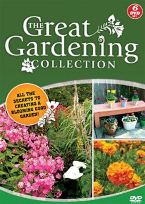 Rent The Great Gardening Collection Online DVD Rental
