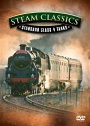 British Steam Classics: Standard Class Four Tanks Online DVD Rental