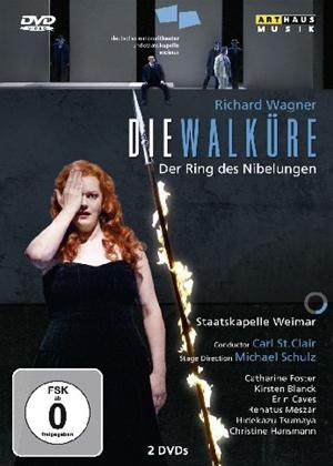 Die Walkure: The Deutsches National Theater, Weimar Online DVD Rental