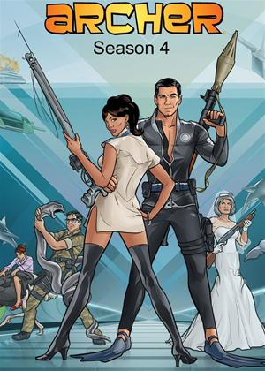 Archer: Series 4 Online DVD Rental