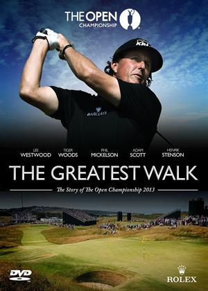 The Open Championship: The 2013 Official Film Online DVD Rental