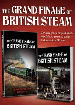 Rent Grand Finale of British Steam Online DVD Rental