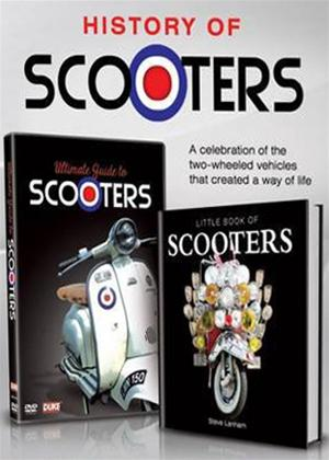 Rent History of Scooters Online DVD Rental