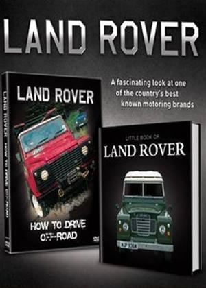 Rent Land Rover: How to Drive Off-road Online DVD Rental