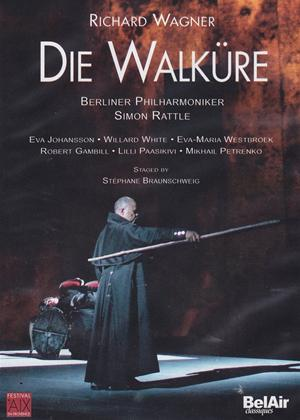 Rent Die Walküre: Grand Theatre, Aix-en-Provence (Rattle) Online DVD Rental