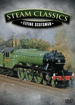 Rent British Steam Classics: Flying Scotsman Online DVD Rental