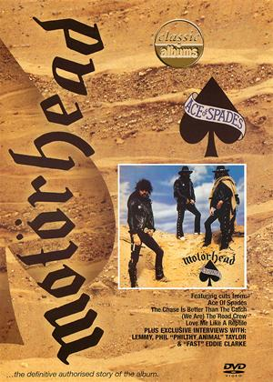 Classic Albums: Motorhead: Ace of Spades Online DVD Rental