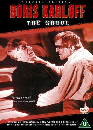 Rent The Ghoul Online DVD Rental