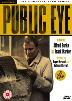 Public Eye: Series 1 Online DVD Rental