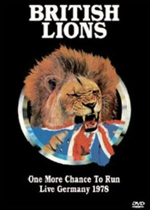 British Lions: One More Chance to Run: Live in Germany 1978 Online DVD Rental