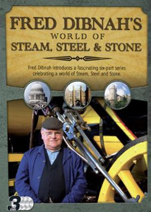 Rent Fred Dibnah's World of Steel, Steam and Stone: Triple Pack Online DVD Rental