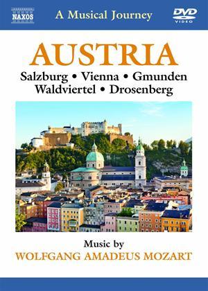 Rent A Musical Journey: Austria: Salzburg, Vienna, Gmunden, Waldviertel, Drosenberg Online DVD Rental