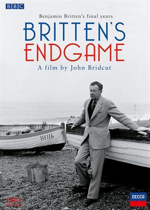 Rent Britten's Endgame Online DVD Rental