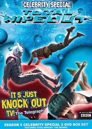 Rent Total Wipeout: Series 5: Celebrity Special Online DVD Rental