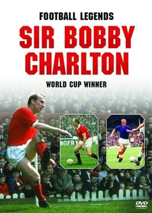 Football Legends: Bobby Charlton Online DVD Rental