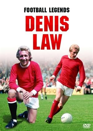 Football Legends: Denis Law Online DVD Rental