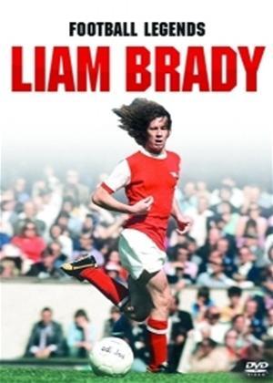 Football Legends: Liam Brady Online DVD Rental