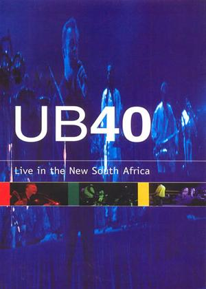 Rent UB40: Live in the New South Africa Online DVD Rental