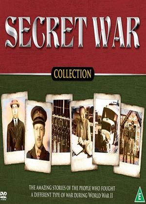 Rent The Secret War Online DVD Rental
