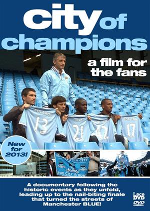 Manchester City FC: City of Champions Online DVD Rental