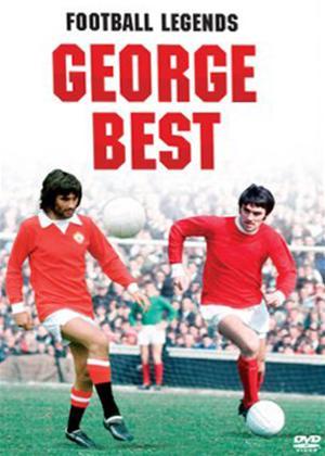 Football Legends: George Best Online DVD Rental