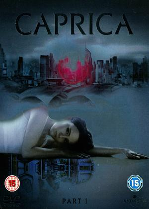 Caprica: Series 1: Part 1 Online DVD Rental