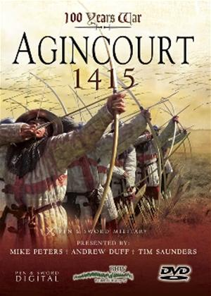 Rent 100 Years' War: Agincourt: 1415 Online DVD Rental