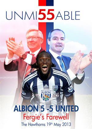 Rent Unmi55able: Albion 5 United 5 (aka Fergie's Farewell) Online DVD Rental