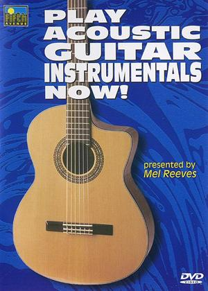 Rent Play Acoustic Guitar Instrumentals Now! Online DVD Rental