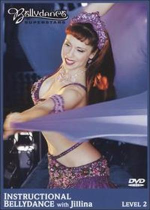 Rent Instructional Bellydance with Jillina: Vol.2 Online DVD Rental