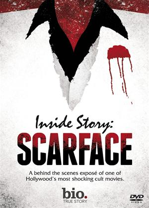 Rent Inside Story: Scarface Online DVD Rental