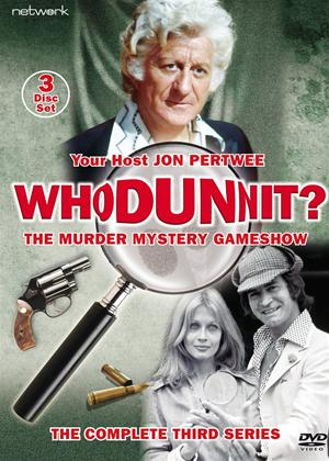 Rent Whodunnit: Series 3 Online DVD Rental