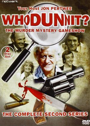 Whodunnit: Series 2 Online DVD Rental