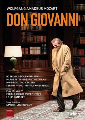 Rent Don Giovanni: Aix-en-Provence Festival (Langrée) Online DVD Rental