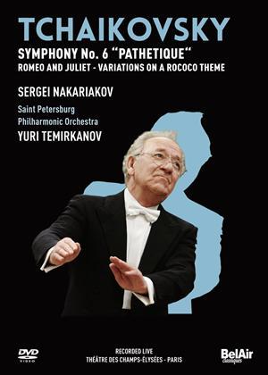 Rent Tchaikovsky: Symphony No. 6 Pathétique Online DVD Rental