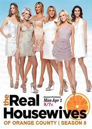 Rent The Real Housewives of Orange County: Series 8 Online DVD Rental