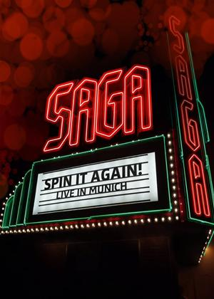 Rent Saga: Spin It Again: Live in Munich Online DVD Rental