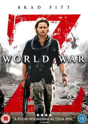 World War Z Online DVD Rental