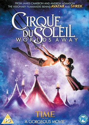 Cirque du Soleil: Worlds Away Online DVD Rental