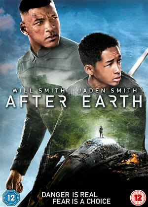 After Earth Online DVD Rental