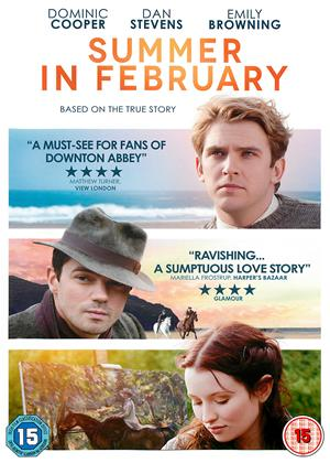 Rent Summer in February Online DVD Rental