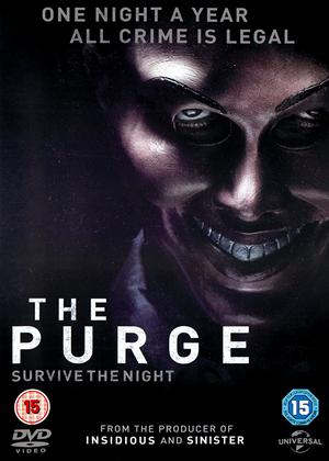 The Purge Online DVD Rental