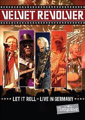 Rent Velvet Revolver: Let It Roll: Live in Germany Online DVD Rental